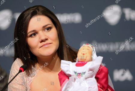 Dina Garipova of Russia