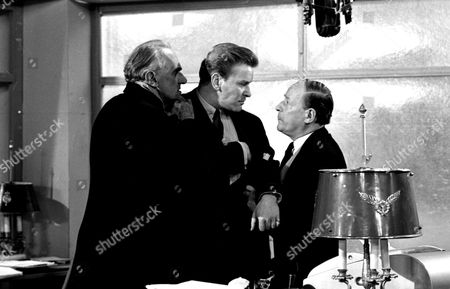 John Laurie, Frederick Jaeger and Leslie French