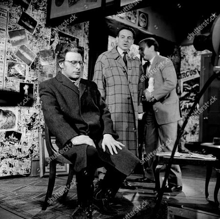 Editorial image of 'The Avengers' Series 2 - TV Programme. - 1962