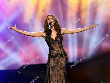 Editorial image of Eurovision Song Contest 2013 1st Semi Final, Malmo, Sweden - 14 May 2013