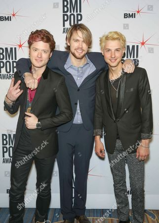 Editorial photo of 61st Annual BMI Pop Awards, Los Angeles, America - 14 May 2013