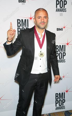 Editorial picture of 61st Annual BMI Pop Awards, Los Angeles, America - 14 May 2013