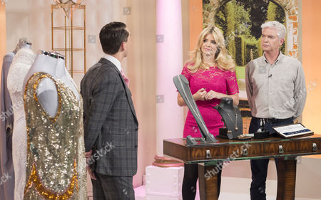 Editorial image of 'This Morning' TV Programme, London, Britain. - 15 May 2013