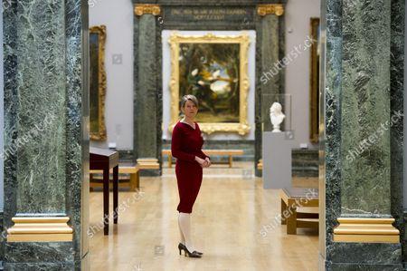 Tate Britain Director Penelope Curtis