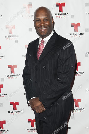Editorial picture of 2013 Telemundo Upfront Presentation, New York, America - 14 May 2013