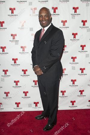 Editorial image of 2013 Telemundo Upfront Presentation, New York, America - 14 May 2013