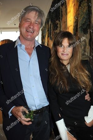Jemima Khan and Henry Somerset Marquess of Worcester
