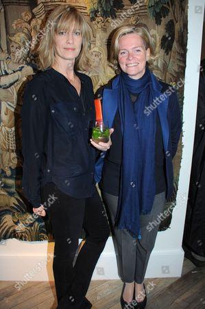 Nicola Formby and Ruth Kennedy
