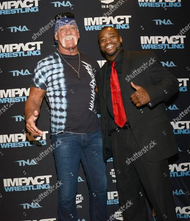 Hulk Hogan and Kenny King