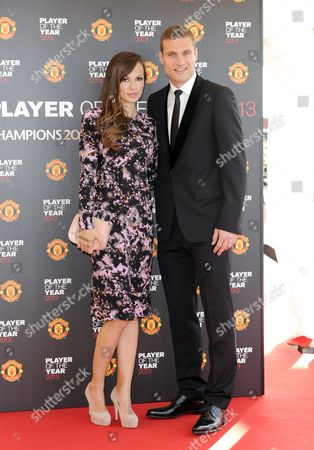 Editorial picture of Manchester United Player of the Year Awards, Old Trafford, Manchester, Britain - 15 May 2013