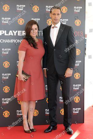 Editorial photo of Manchester United Player of the Year Awards, Old Trafford, Manchester, Britain - 15 May 2013