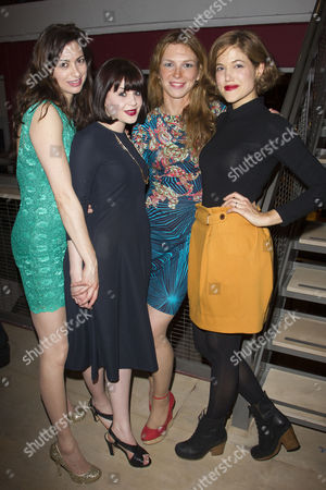 Editorial photo of 'These Shining Lives' play press night after party, London, Britain - 15 May 2013