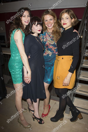 Editorial image of 'These Shining Lives' play press night after party, London, Britain - 15 May 2013