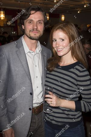 Norman Bowman and Amy Nuttall