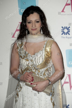 16.05.12. Tasmina Ahmed Sheikh Attends The Asian Women Of Achievement Awards 2012 At The Hilton On Park Lane London.