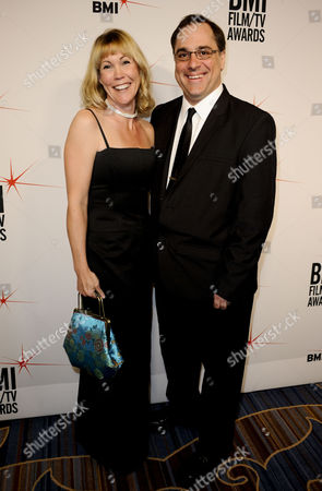 Joe Kraemer & wife Mara Kraemer