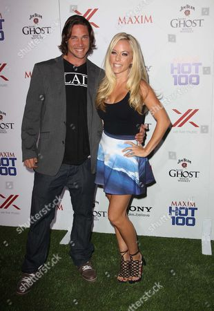 Rory Bushfield and Kendra Wilkinson