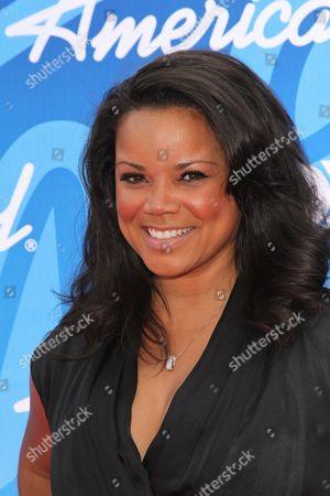 Stock Image of Kimberly Locke