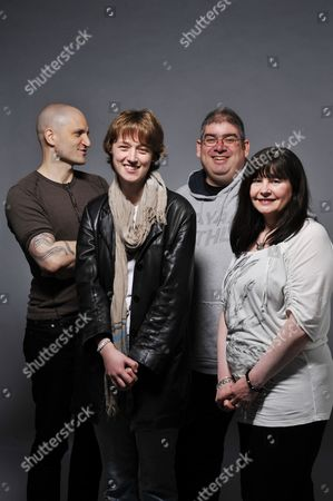Stock Picture of China Mieville Kate Griffin Ben Aaronovitch Suzanne Mcleod