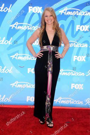 Editorial image of American Idol Season 12 Finale, Los Angeles, America - 16 May 2013