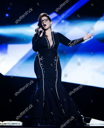 Editorial photo of Eurovision Song Contest 2013 Dress Rehearsals, Malmo, Sweden - 15 May 2013