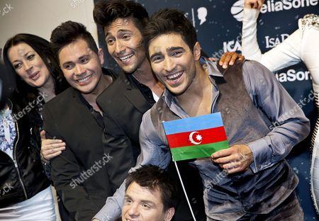 Farid Mammadov - Azerbaijan