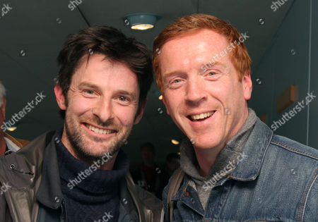 Tom Ward and Damian Lewis