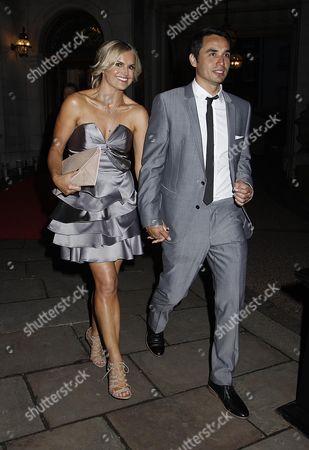 Katy Hill and Trey Farley