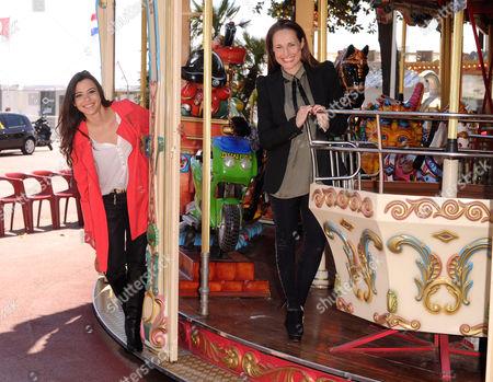 Teresa Tavares and Ana Rocha