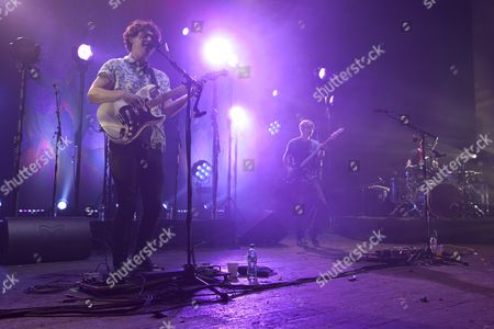 Editorial photo of Alt-J in concert at Brixton Academy, London, Britain - 17 May 2013