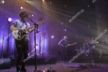 Stock Photo of Alt-J perform at the O2 Brixton Academy, London 17/05/13