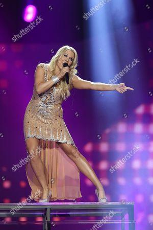 Cascada - Natalie Horler representing Germany