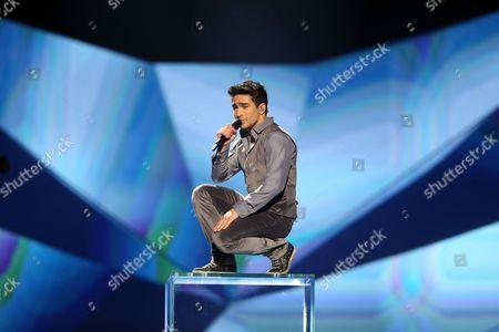 Stock Image of Farid Mammadov representing Azerbaijan