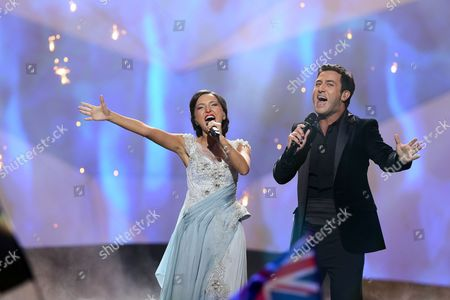 Editorial image of Eurovision Song Contest 2013, Final, Malmo, Sweden - 18 May 2013