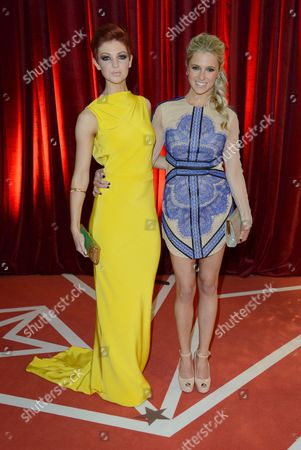 Lucy Dixon and Scarlett Bowman