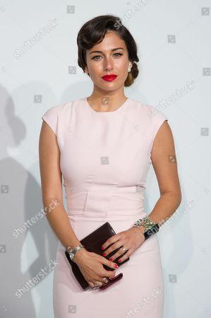 Stock Picture of Bianca Suarez