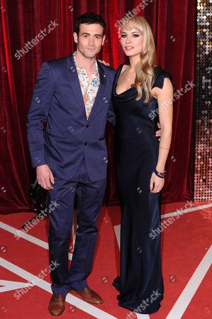 David Atkins and Holly Weston