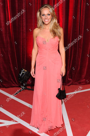 Editorial picture of British Soap Awards, Manchester, Britain - 18 May 2013