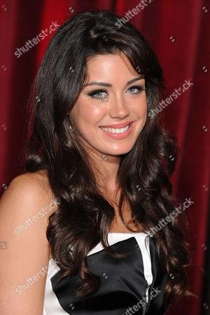 Editorial photo of British Soap Awards, Manchester, Britain - 18 May 2013