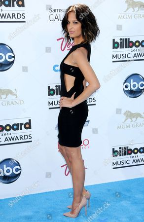 Editorial photo of 2013 Billboard Music Awards arrivals, Las Vegas, America - 19 May 2013