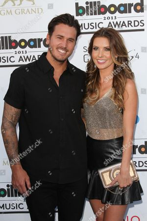 Audrina Patridge and boyfriend Corey Bohan