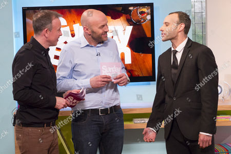 Editorial image of 'Sunday Brunch' TV Programme, London, Britain - 19 May 2013
