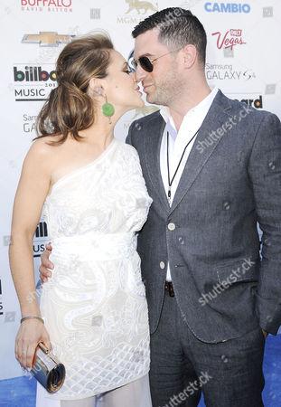 Alyssa Milano and husband David David Bugliari