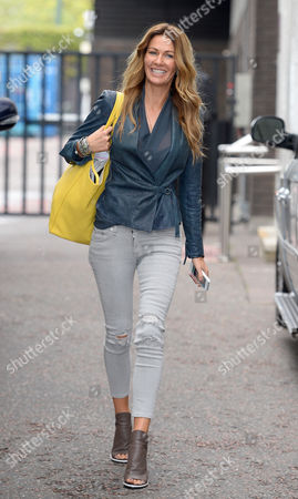 Editorial picture of Celebrities outside ITV studios, London, Britain - 20 May 2013
