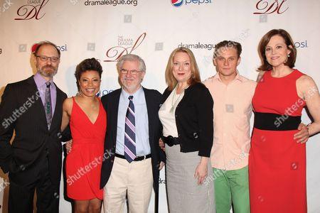 David Hyde Pierce, Shalita Grant, Christopher Durang, Kristine Nielsen, Billy Magnusson, Sigourney Weaver