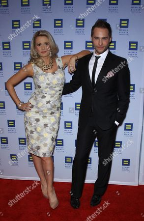 Editorial photo of 8th Annual Human Rights Campaign Dinner Gala, Las Vegas, America - 18 May 2013