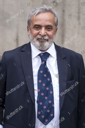 Stock Picture of U R Ananthamurthy