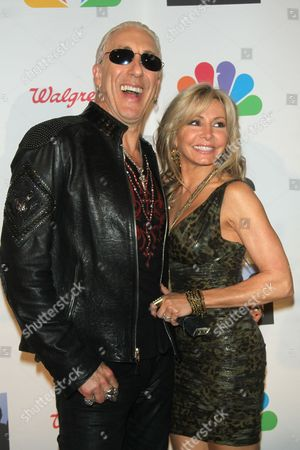 Dee Snider and Suzette Snider