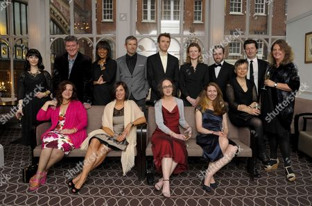 Editorial photo of 14/4 Literary Dinner at The Hart & Garter Hotel, Windsor, Britain - 17 May 2013