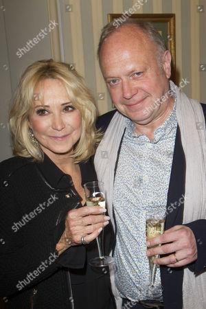 Jonathan Coy (Philip) and Felicity Kendal (Sheila)